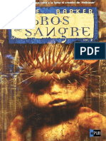 Libros de Sangre Vol. 2 - Clive Barker