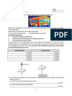 Physics Test 1 Form 4