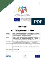 """Séquence pédagogique """"ET téléphoner Terre"""" du dispositif Chain Reaction"""