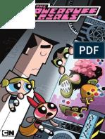 Powerpuff Girls #2 Preview