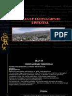 Grupo 2. Plan de Ordenamiento Distrital