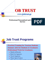 Job Trust Presentation 2011