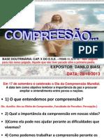 PALESTRA - COMPPREENSÃO