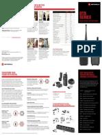 Motorola DTR650 Brochure