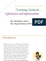 Existing Teaching Methods.ppt