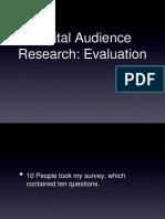 Digital Questionnaire Evaluation.ppt