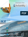 Reliability of the Systems