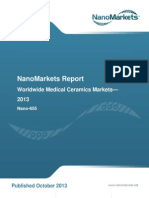 Worldwide Medical Ceramics Markets