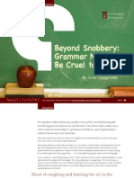 Beyond Snobbery_Grammar Need not be Cruel to be Cool[A4].pdf