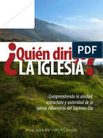 CHUDLEIGH, Gerry - Quien Dirige La Iglesia(3)
