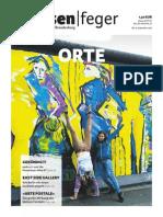 Ausgabe 19 2013 des strassenfeger - ORTE