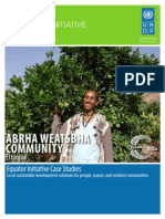 Case Study UNDP
