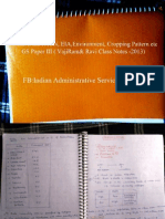 URBANISATION, EIA,Environment, Cropping Pattern etc GS Paper III.pdf