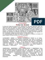 Solemnidad de Todos los Santos - folleto pdf