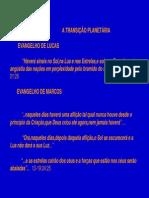 TRANSIÇÃO PLANETARIA - SITAÇÕES
