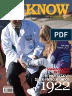 What Doctors Know - April 2013