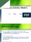 in inter intra prefix lesson week 5