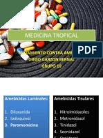 Tratamiento Ameba
