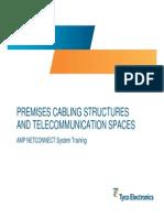 Premises Cabling Structures & Telecommunication Spaces.pdf