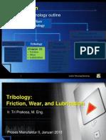 Bab 32 Tribology