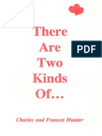 There Are Two Kinds of Charles Frances Hunter