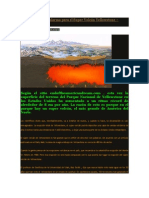 Super Volcan en Yellowstone y Fema
