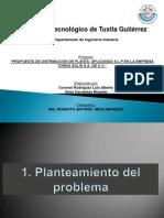 Propuesta de Distribcion de Planta