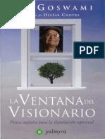Amit Goswami - La Ventana Del Visionario
