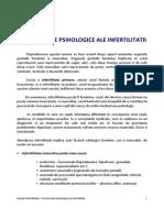 BROSURA - Consecintele Psihologice Ale Infertilitatii