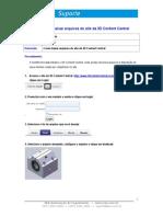 DT – Como baixar arquivos do site da 3D Content Central
