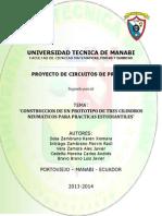 Proyecto Circuito