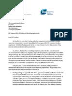 BIO AEC Letter to WH.pdf