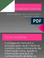 PROGRESSAO_TEXTUAL