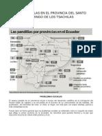 La Pandilla en El Provincia Del Santo Domingo