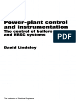 Power Plant Control and Instrumentation the Control of Boilers and HRSG Systems