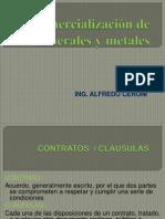 CLASE 4. Contratos Clausulas