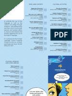 VI English Day - Program