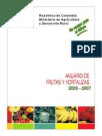 AnuarioEstadisticoAgropecuario2003-2007