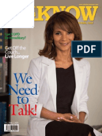 What Doctors Know - August 2012