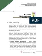 Bab - III Metodologi Pelaksn Pek