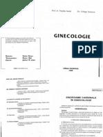 Carte de Ginecologie 1