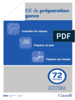 Guide Preparation Urgence