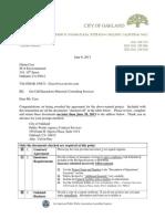 PRR 674 Doc 88 SCA Transmittal 10-29-13