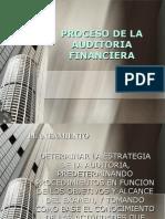 Proceso de La Auditoria Financiera