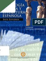 German Santana Hernadez , Mitologia Clasica y Literatura Española , Universidad de las Palmas de Gran Canaria , 2003