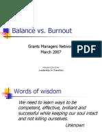 Balance vs Burnout- Leadership_In_Transition