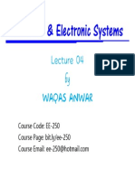 Lecture # 4 [Slides]