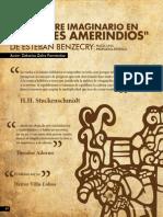 El Folklore Imaginario en Rituales Amerindios de Esteban Benzecry2