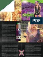 [Digital Booklet - Ke$Ha Warrior]