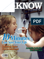 What Doctors Know - Vol 1 Issue 6